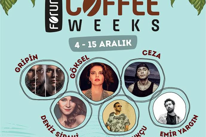 Marmara Forum'u kahve kokusu sardı