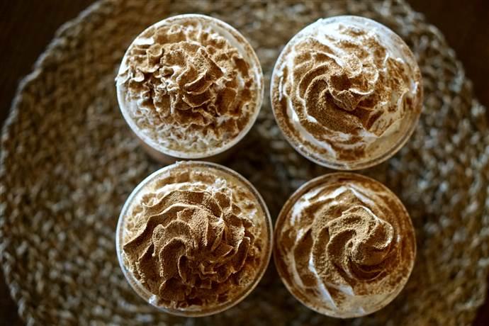 Balkabaklı kahve içmeye ne dersiniz?