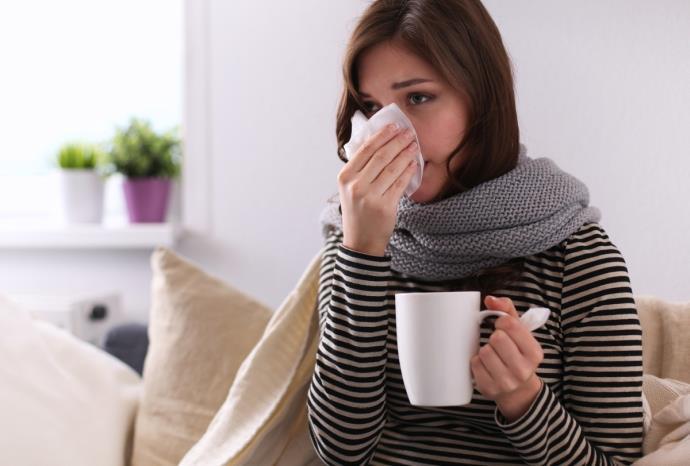 Grip olunca antibiyotikten uzak durun!
