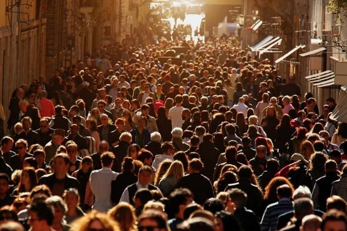 Türkiye'nin nüfusu açıklandı! İstanbul'da kaç insan yaşıyor?