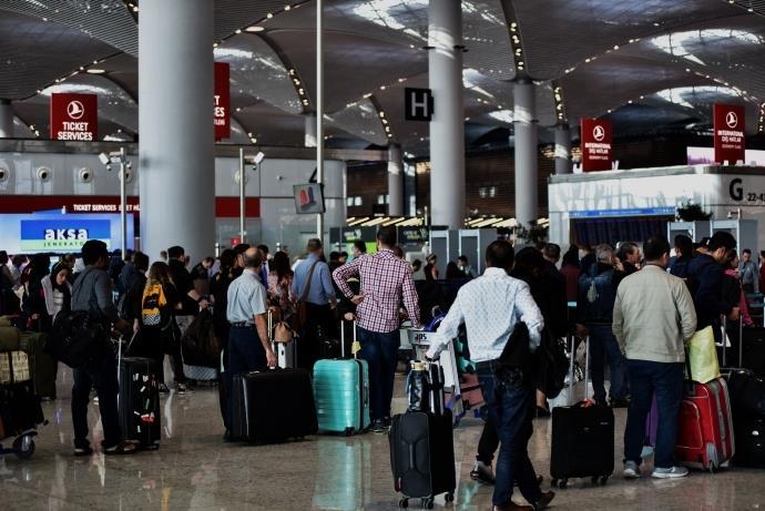 İstanbul Havalimanı'nda çok sayıda sefer iptal oldu!