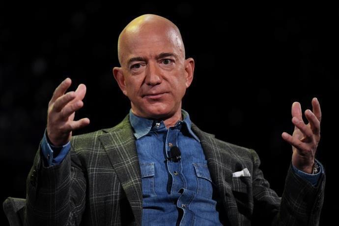 Amazon'un kurucusu Jeff Bezos bir günde 48 milyar TL kazandı