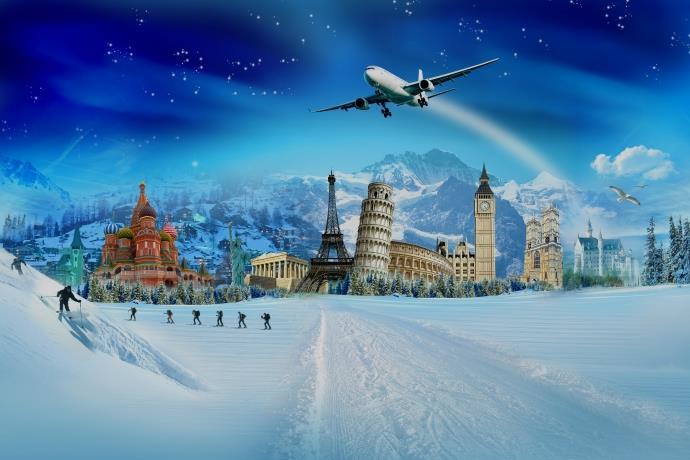 Kış tatilinde nereye gidilir? Kış mevsimi için 10 seyahat önerisi...