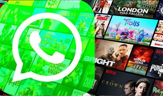 WhatsApp ile Netflix arasında ilginç işbirliği