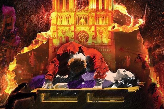 'Notre Dame'ın Kamburu Müzikali' 31 Ocak'ta Trump Sahne'de