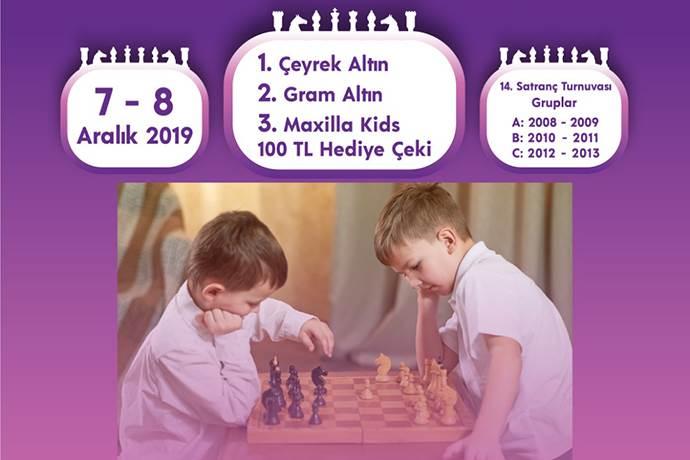 Rings AVM'den büyük Satranç Turnuvası