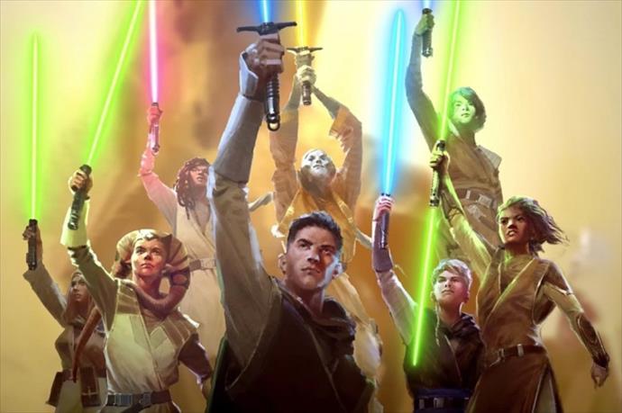 Yeni Star Wars girişimi The High Republic geliyor