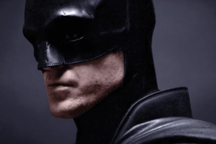 Robert Pattinson'lu The Batman köstümü görücüye çıktı