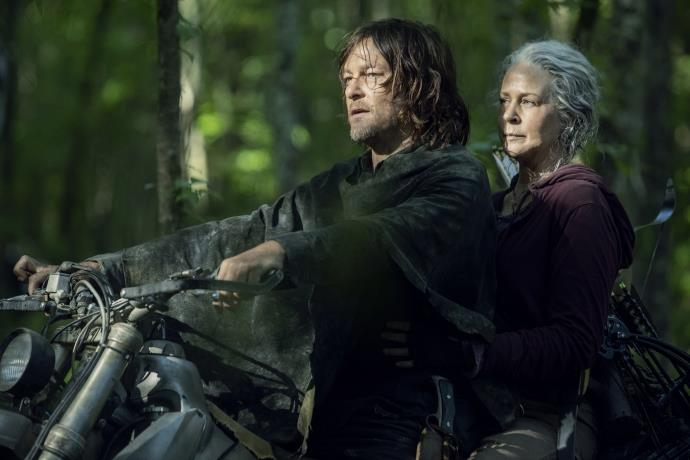 'The Walking Dead' 2020 bölümlerinden ilk görüntü geldi