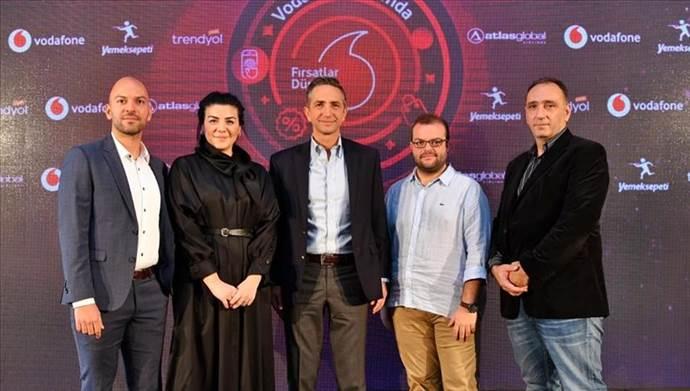 Vodafone Türkiye, yeni e-ticaret platformunu tanıttı