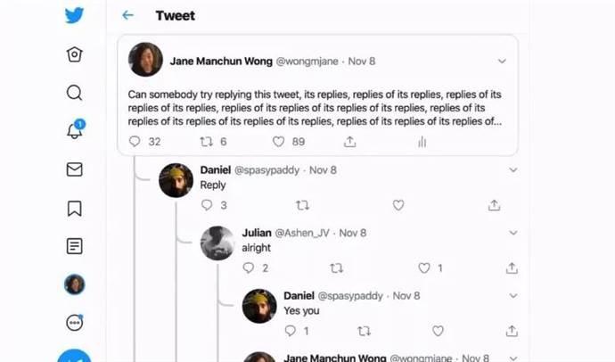 Twitter'ın sohbet özelliğinde değişiklik