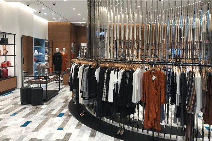 Beymen Club İstanbul Havalimanı mağazasını açtı