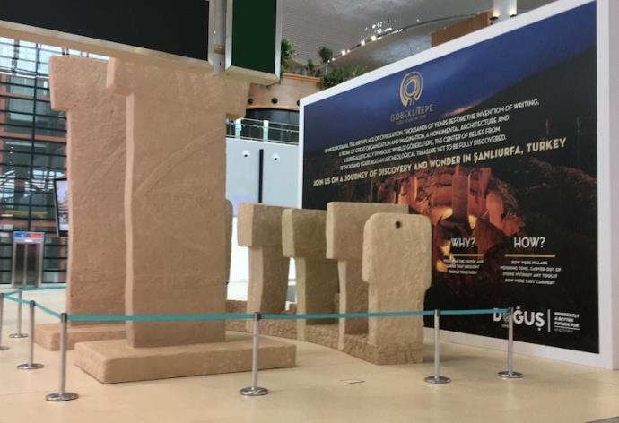 Yeni İstanbul Havalimanı'na müze açılacak
