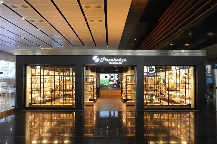 Paşabahçe, İstanbul Havalimanı mağazasını açtı