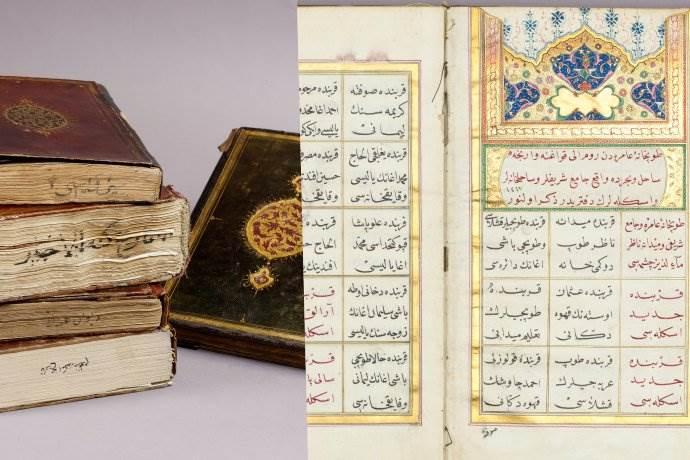 İstanbul Araştırmaları Enstitüsü'nde Hafıza-i Beşer sergisi