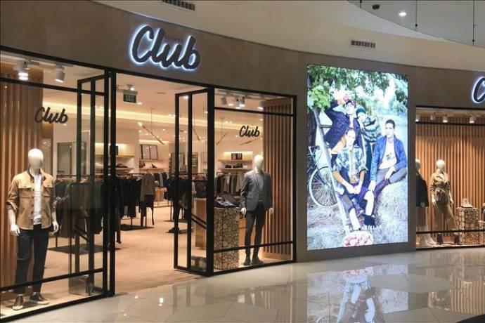 Beymen Club yeni mağazasını Metropol AVM'de açtı