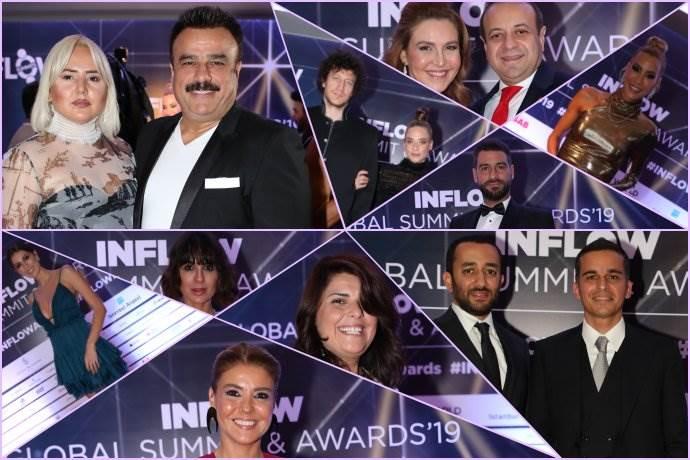 2019 INFLOW Awards ödülleri sahiplerini buldu