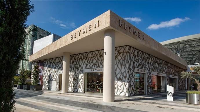 Beymen yeni mağazasını Metropol İstanbul AVM'de açtı