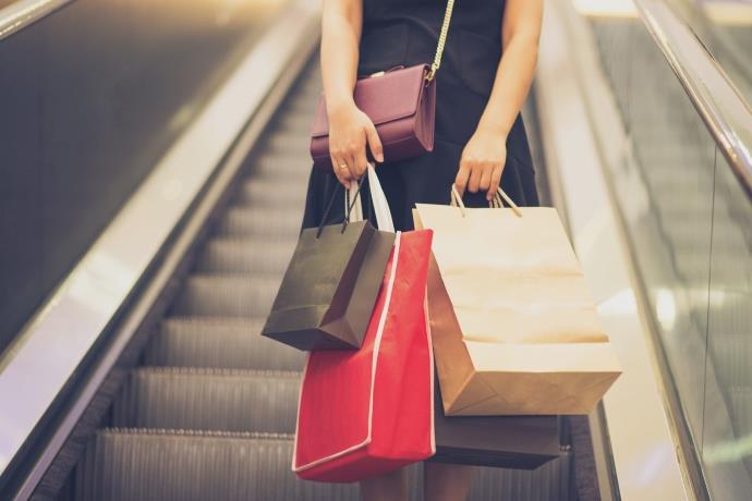 Alışveriş harcamaları üç yılda ikiye katlandı
