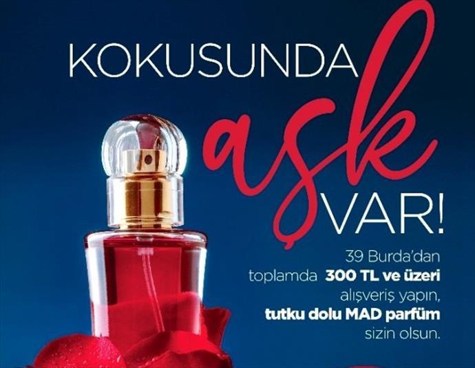 39 Burda AVM'den Sevgililer Günü'ne özel kampanya