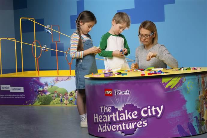 Legolang Discovery Centre İstanbul 4 yaşına basıyor