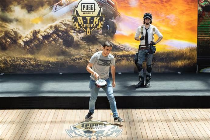 Mall of İstanbul'daki PUBG turnuvasında Türk takımı dördüncü oldu