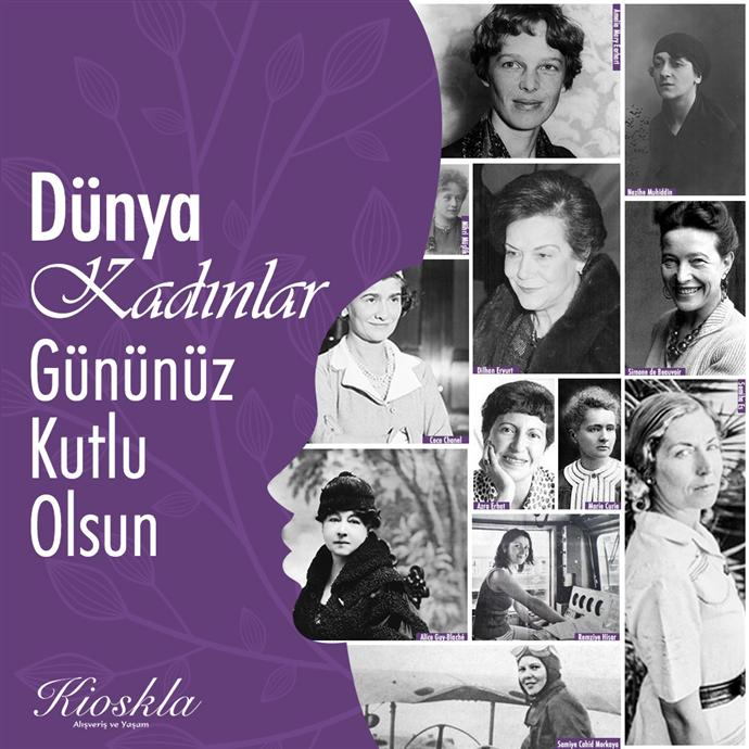 Tarihe Adını Kazımış 12 Öncü Kadın