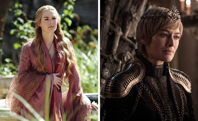 Game of Thrones Oyuncularının İlk Sezondan Son Sezona Değişimleri