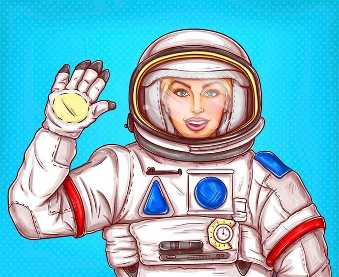 AY'a ilk kez bir kadın astronot gönderilecek