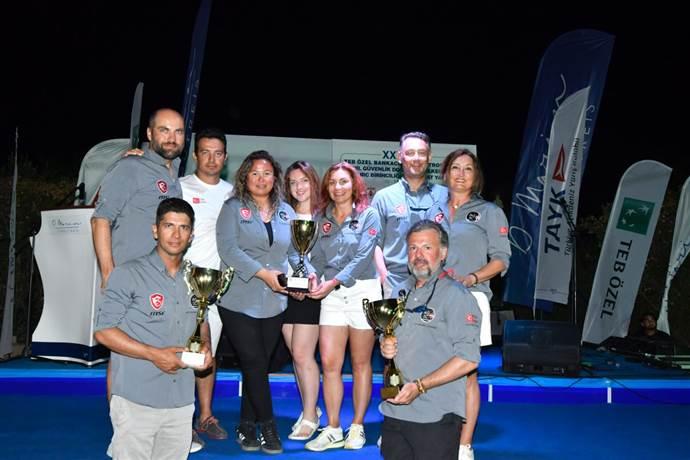 Büyük Yarış'ın galibi MSI Sailing Team/AG oldu