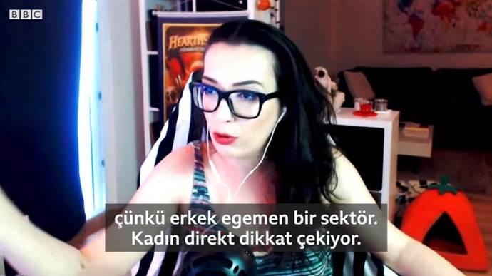 Erkek gamerler, Twitch yayıncısı kadınları sevmiyor