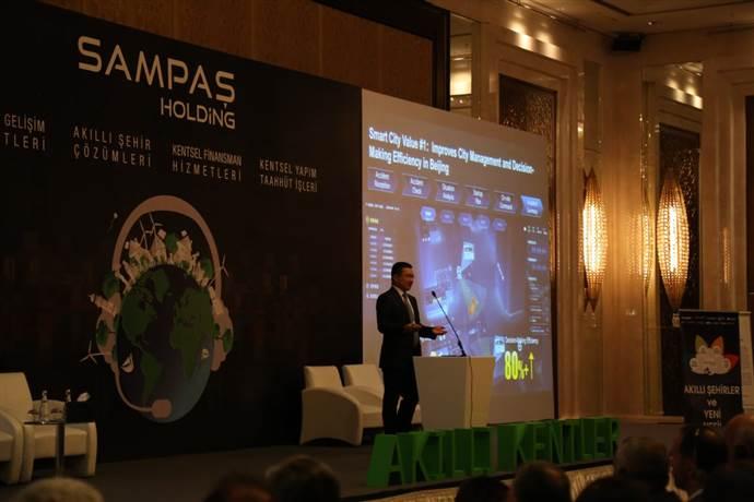 Huawei Akıllı Şehir çözümlerini tanıttı