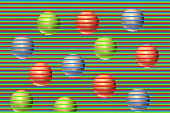 Kaç renkli top görüyorsunuz?
