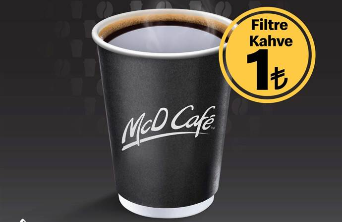 Kahveyi sudan ucuz içirten kampanya!