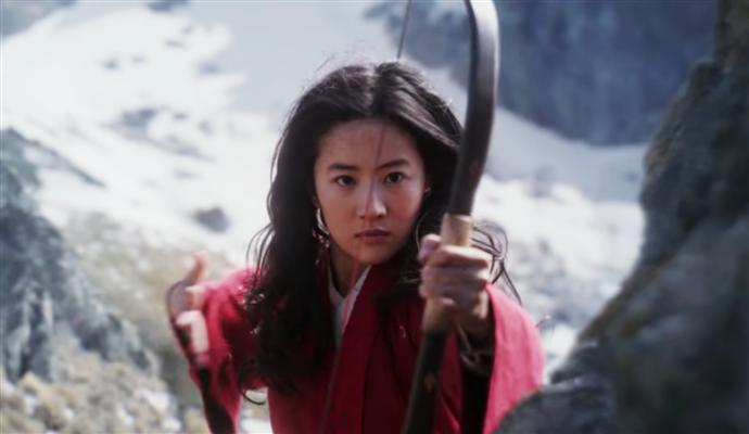 Mulan filminin fragmanı yayınlandı