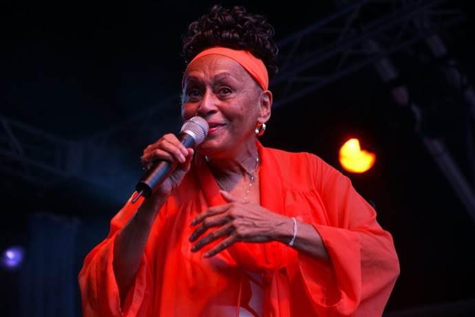 Omara Portuondo'nun İstanbul Konseri 3 Ağustosta