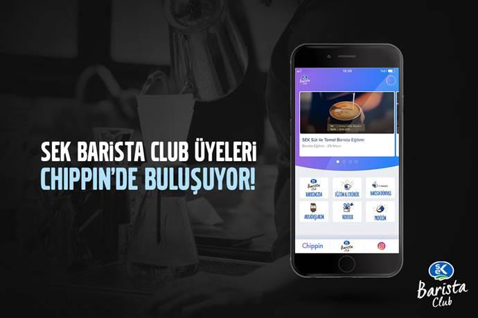 SEK Barista Club kuruldu
