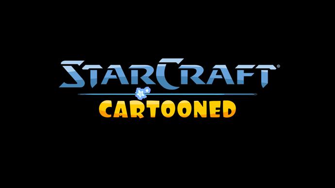 Starcraft: Cartooned oyunu yayınlandı