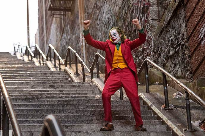 Joker yeniden vizyona girecek