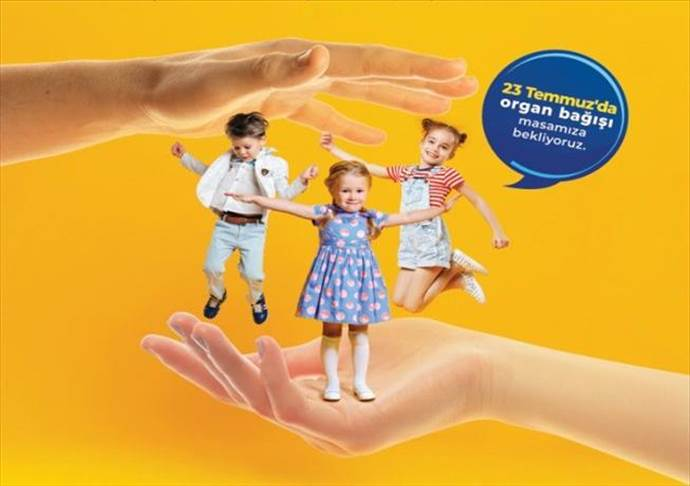Uluslararası Organ Nakilli Çocuk Kampı sizi bekliyor