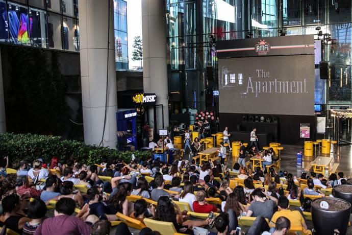 Zorlu PSM Anfi'de yazın ücretsiz gösterilecek filmler