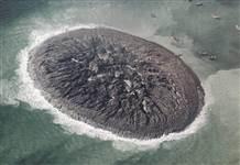 Depremde oluşan ada 6 yıl sonra kayboldu