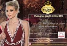 International The Beauty Awards, 1 Aralık'ta WoW Istanbul Hotel'de