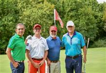 Balkan Senior Championship Golf Turnuvasında şampiyon Emil Markov