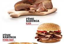 Arby's'in yeni ürünü Gurme Lezzeti Füme Kaburga