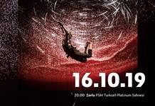 İnteraktif dans performansı 'Dökk' ilk defa Türkiye'de!