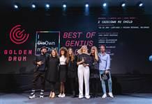26. Golden Drum Festivali'nde ödüller verildi.