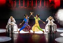 Zorlu PSM'den bir Hint Müzikali sürprizi!