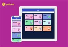 Çocuklara özel 'Spotify Kids' uygulaması çıktı