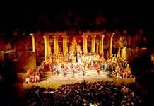 Aspendos Opera ve Bale Festivali 1 Eylülde başlıyor